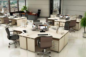 bước cơ bản để cải thiện chất lượng bầu không khí văn phòng