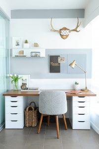 Phong thủy cây cảnh trong trang trí bàn làm việc văn phòng