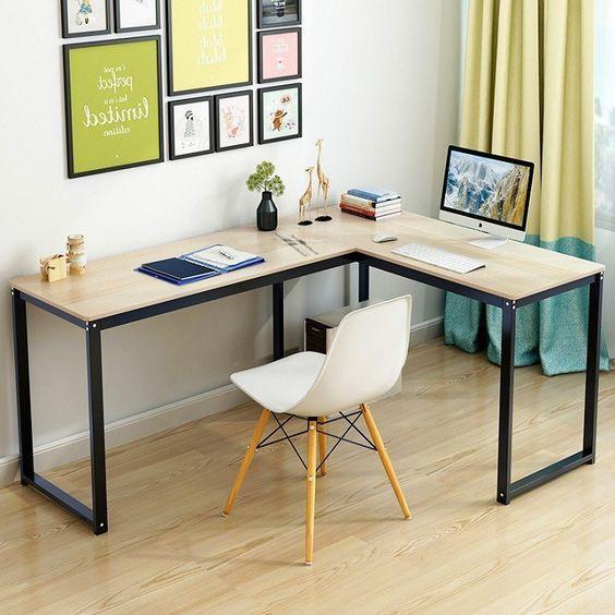 Sử dụng bàn văn phòng giá rẻ Hà nội cho không gian làm việc - 2