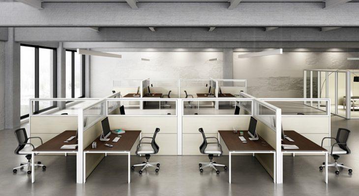 Ghế xoay văn phòng giúp không gian làm việc trở nên hiện đại đẹp mắt