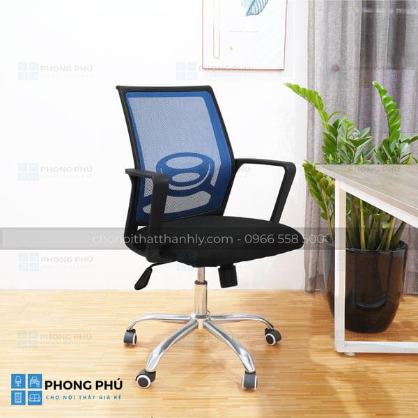 Ghế lưới nhân viên | Nội thất văn phòng không thể thiếu - 2