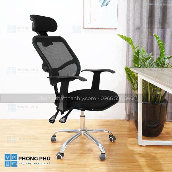 Ghế làm việc thiết kế đẹp, chất lượng tốt tại Hà Nội