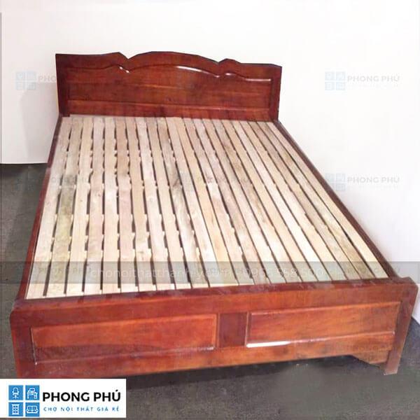 Lý do nên sử dụng giường gỗ keo cho phòng ngủ -1