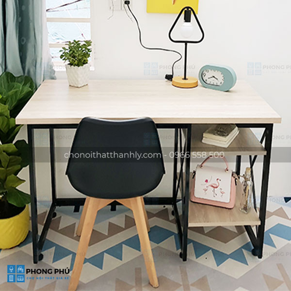 Sử dụng bàn làm việc giá rẻ cho văn phòng - 1