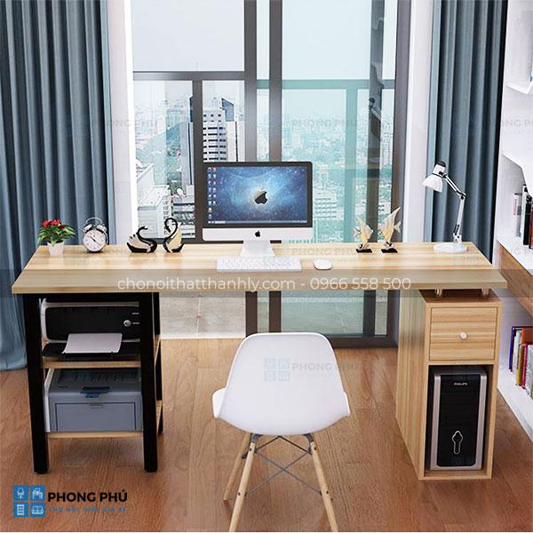 Thiết kế đẹp mắt và độc đáo của bàn làm việc tại nhà -1