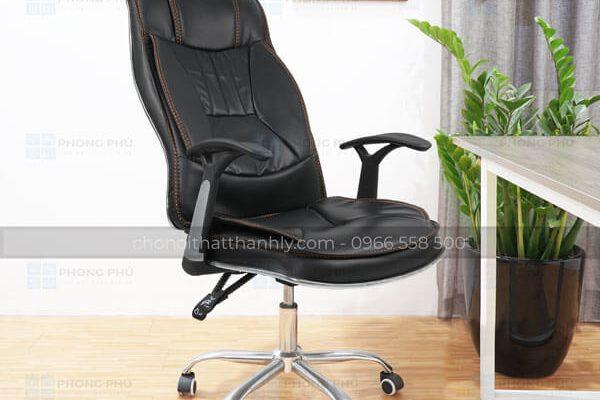Thiết kế hiện đại của dòng ghế xoay trưởng phòng