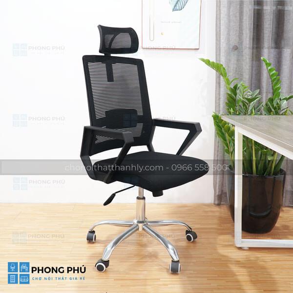Thiết kế hiện đại của dòng ghế xoay trưởng phòng - 1
