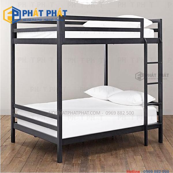 Những mầu giường tầng sắt với thiết kế đẹp và hiện đại nhất - 1