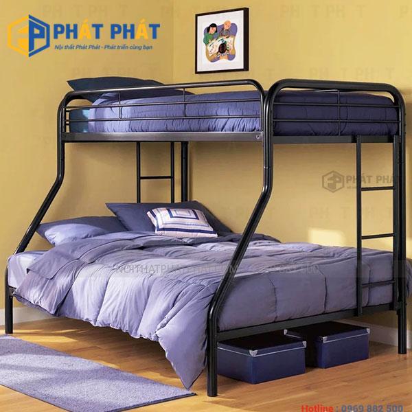 Những mầu giường tầng sắt với thiết kế đẹp và hiện đại nhất
