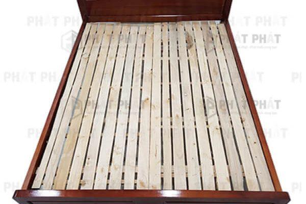 Lý do nên sử dụng giường gỗ keo cho phòng ngủ