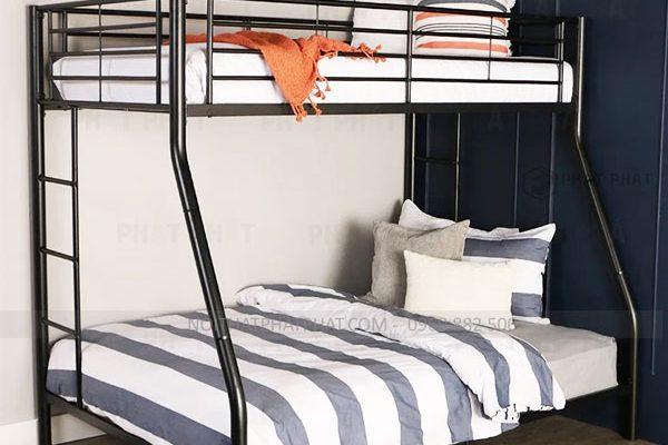 Những mẫu giường tầng sắt với thiết kế đẹp và hiện đại nhất